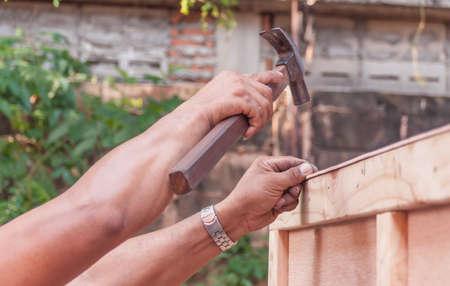 roofer: roofer Stock Photo