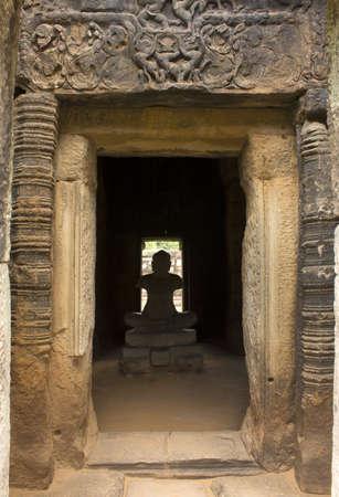 Pimai ancient city, Thailand Stock Photo