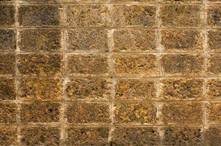 lamentation: Laterite wall