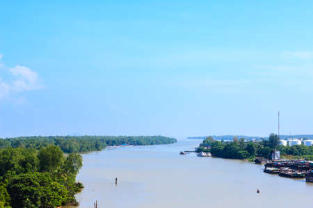 natures: The beautiful river mouth and lagoon at Natures Valley