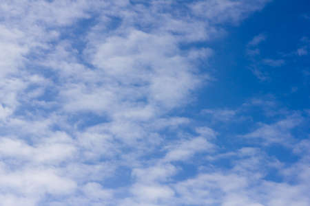 Blue sky background with cloud . background of blue sky