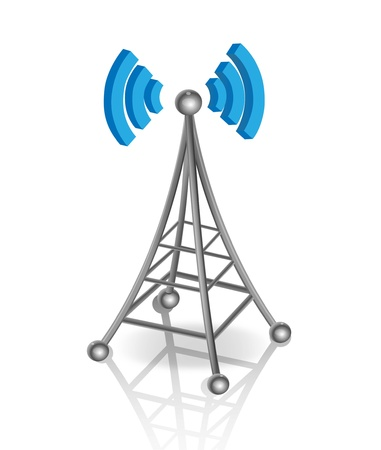 antenna: communication antenna