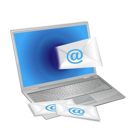 mailer: Laptop