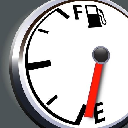 miernik: Znak paliwa