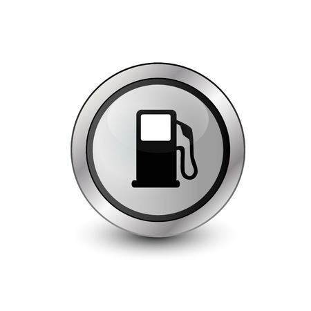 Gas fuel Stock Vector - 12836915