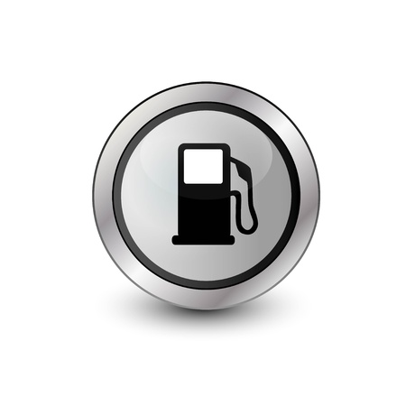 gas pump: Gas fuel Illustration