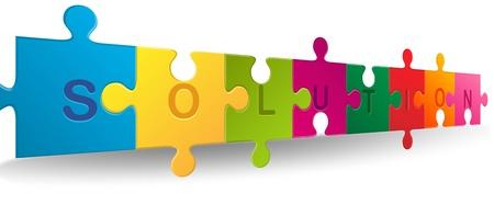 teamwork icon: puzzle