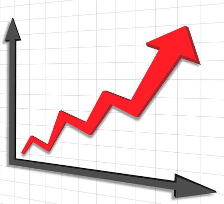 グラフ  イラスト・ベクター素材