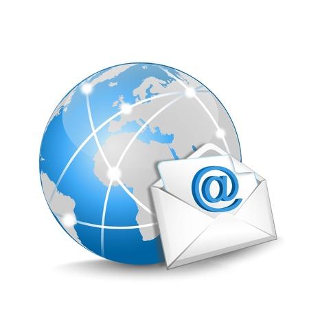 inbox icon: email
