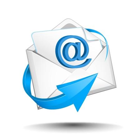 newletter: posta Vettoriali