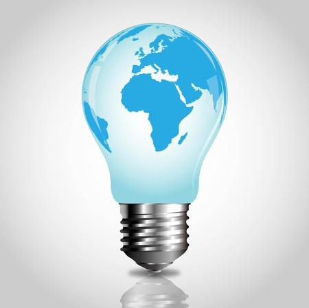 light bulb Stock Vector - 15865136