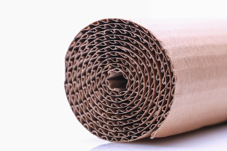material: Role of corrugated cardboard material