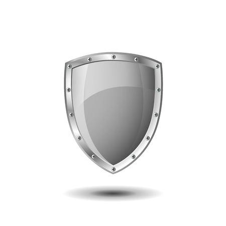 metallic: Metallic shield