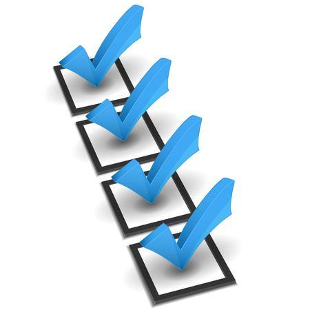 Check list Vettoriali