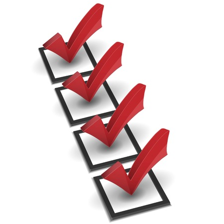 Vector check list