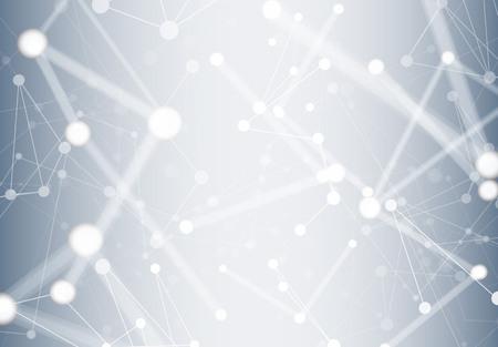 Network connection internet communication background