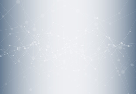 Network connection internet communication vector background Illustration