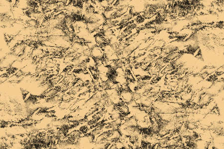 Brown grunge background. Abstract texture of vintage surface.
