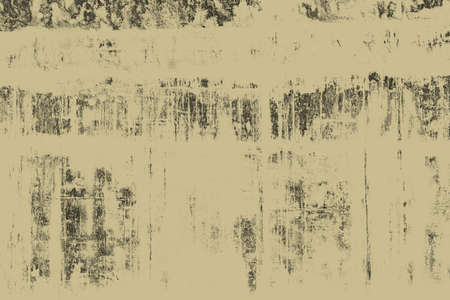 Yellow grunge background. Abstract texture of vintage surface.