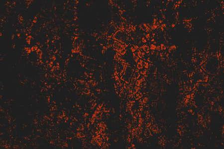 Dark red grunge background. Texture of old paint.