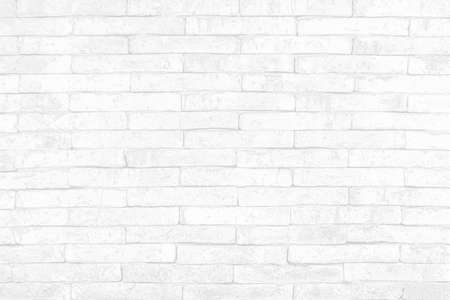 Fond de texture de mur de briques blanches moderne pour le papier peint et la conception graphique de sites Web.