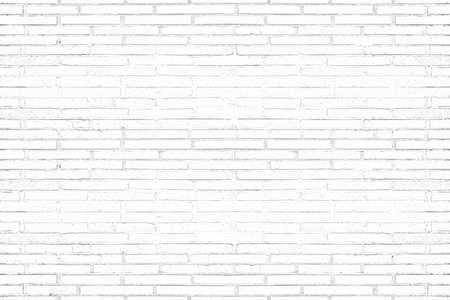 Fondo de textura de pared de ladrillo blanco moderno para papel tapiz y diseño web gráfico.