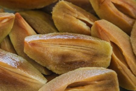 Beaucoup de morceaux de manikara qui se composent de nombreuses vitamines