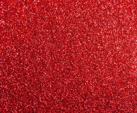 A lof of red diamond dust as red background