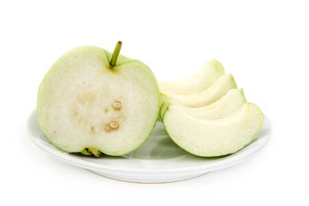 dietetical: Guava is one of good fruit for health Stock Photo