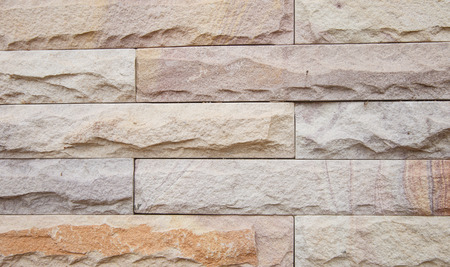 Stone brick texture as background