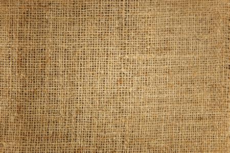 Natural chanvre brun clair texturé comme arrière-plan Banque d'images