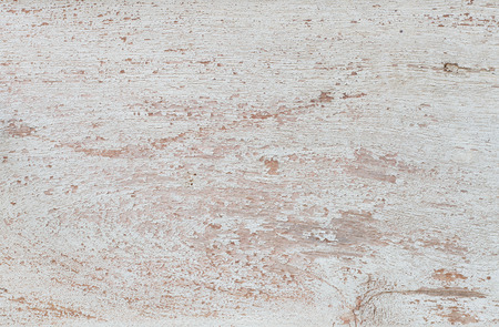 Rough surface - Old white color wood texture