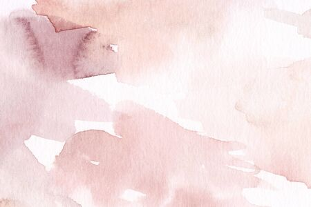Watercolour art background. Foto de archivo
