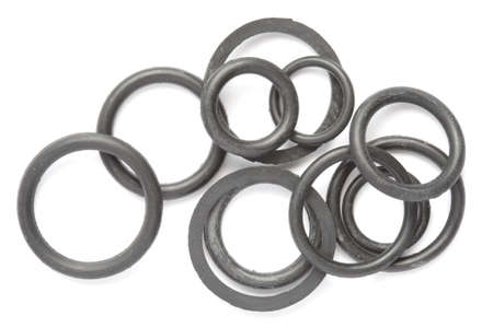rubber gasket: black rubber seals