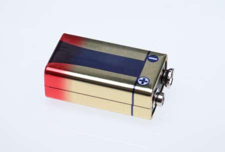 volt: Battery with 9 Volt