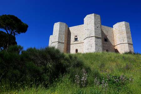 monte: Castel del Monte, castrum Sancta Maria de Monte, Apulia, Italy