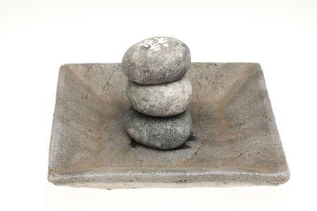 symbolically: Japanese healing stones, Feng Shui Stones
