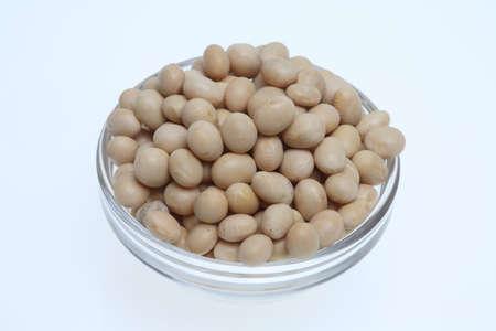glycine: Soybean, Glycine max, from organic production