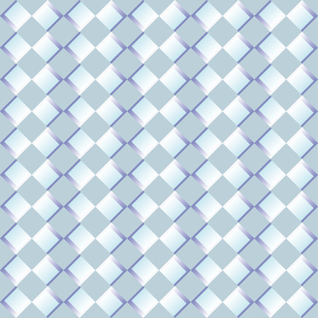 blue diamond: Pattern with pairs of blue diamond shapes with relief effect