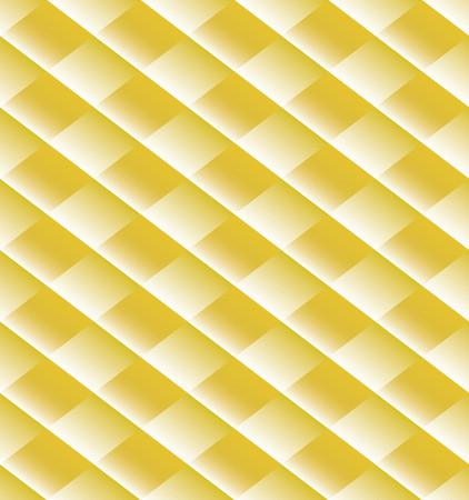 hazy: Abstract golden hazy pattern with diamonds