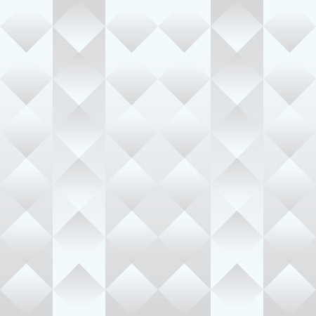 pearls: Pattern with pearl gray and blue diamonds Illustration