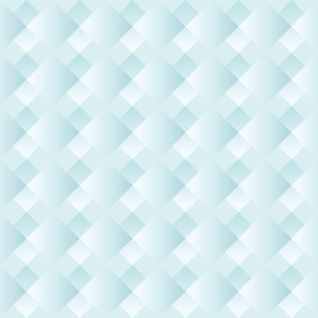 fading: Pattern with fancy blue diamond shapes and fading effect Illustration