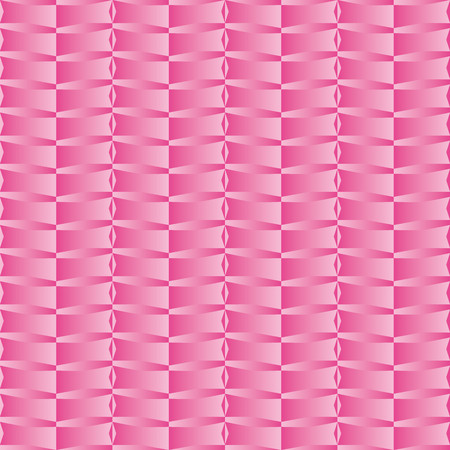 finesse: Pattern with dark and light pink geometric shapes
