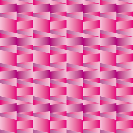 delicate: Delicate seamless pattern with pink and violet silk decorations effect