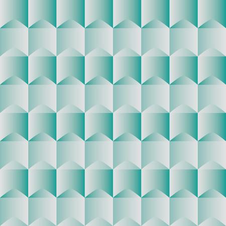 finesse: Elegant light blue pattern with geometric shapes silk effect