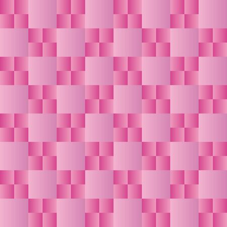 alternating: Geometric pattern with alternating pink and violet squares Illustration
