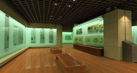 rendering gallery