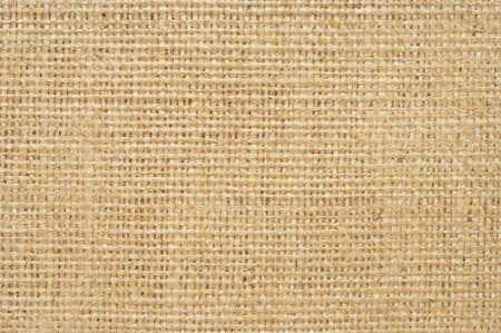 Getextureerde natuurlijke Tan linnen stof achtergrond