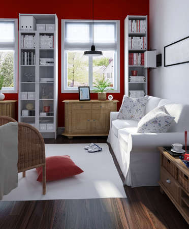 Interior living-room photo