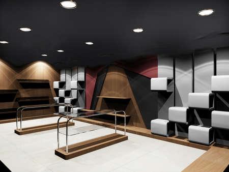 eclecticism: rendering shop